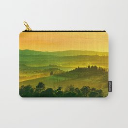 Green Land XI Carry-All Pouch