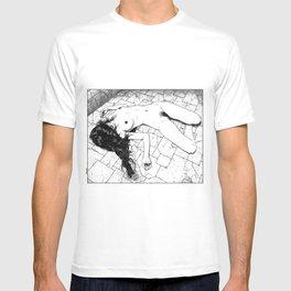 asc 657 - Le mystère de la Rue de Cluny (The housewife nightmare) T-shirt