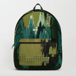 Sweater Wave Backpack