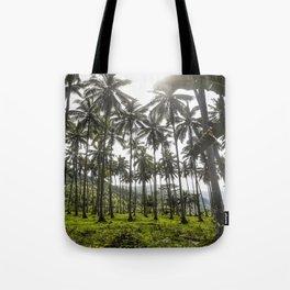 Buko (Coconut) Trees Tote Bag