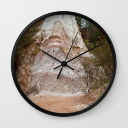 Geo feature from Providence Canyon Wall Clock
