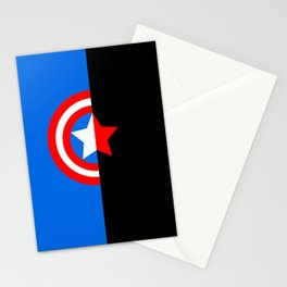 'til the end of the line Stationery Cards