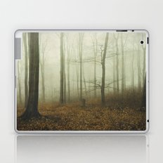 the forest i call home Laptop & iPad Skin