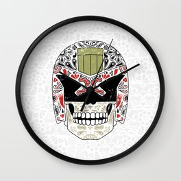 Day of the Dredd - Variant Wall Clock