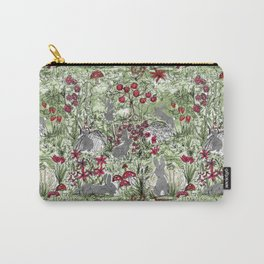 Buns in the Sun Carry-All Pouch