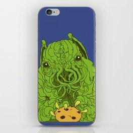 cthulhu wants a cookie iPhone Skin