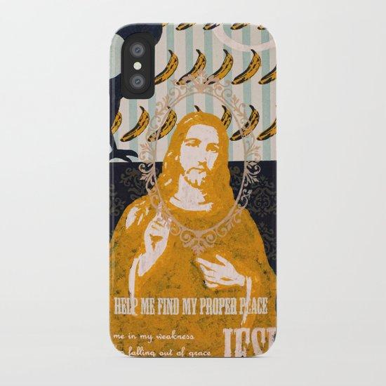Jesus iPhone Case