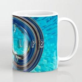 ball is life basketball design Coffee Mug
