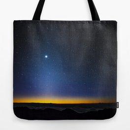 Stars in Hawaii Tote Bag