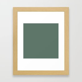 Sirocco Colour Framed Art Print
