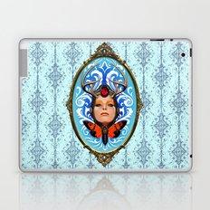 Cicada queen Laptop & iPad Skin