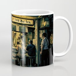 Late Night Scene/ Anthony Presley Photo Print Coffee Mug