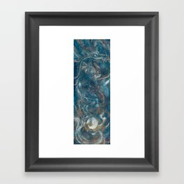 Dragon Star Framed Art Print