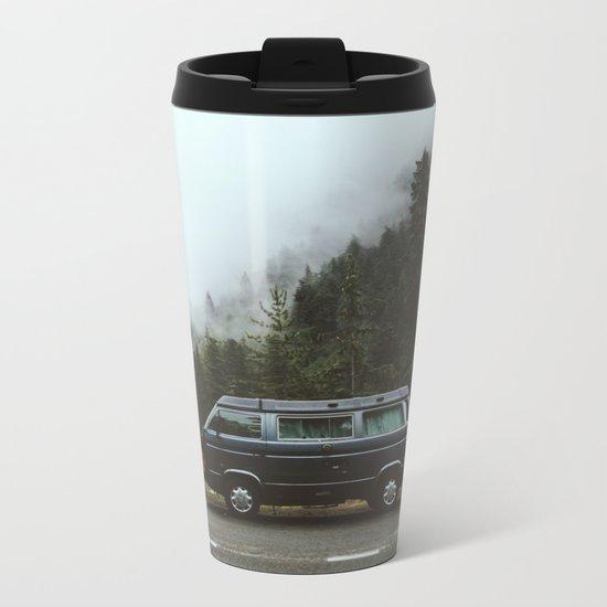 Northwest Van Metal Travel Mug