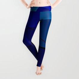 Abstract #420 Leggings