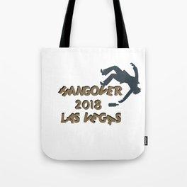 Hangover 2018 Las Vegas Tote Bag