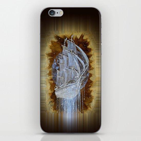 """""""Man-O-War III"""" iPhone & iPod Skin"""