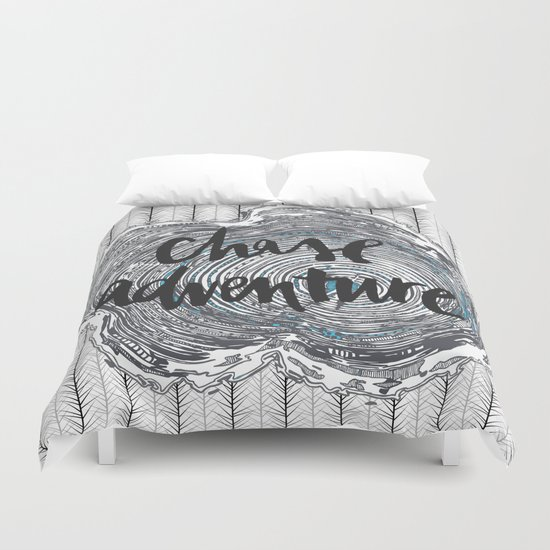 Chase Adventures Duvet Cover