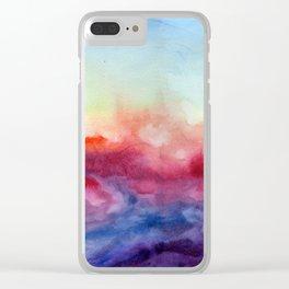 Arpeggi Clear iPhone Case