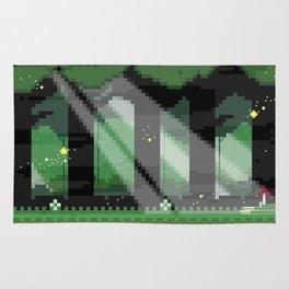 Zelda: Lost Woods Rug