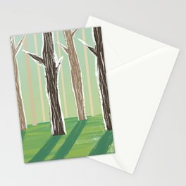 Forrest Shadows Stationery Cards