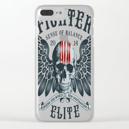 ELITE Clear iPhone Case