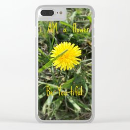 Be-You Clear iPhone Case