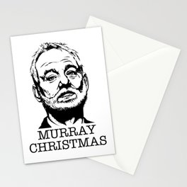 Murray Christmas Stationery Cards