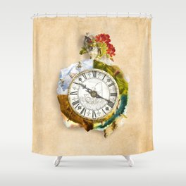 Everlasting Shower Curtain
