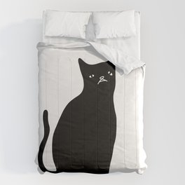 Mash the Cat Comforters