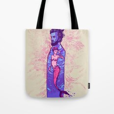 You are inside me Tote Bag