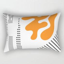 MidMod Future Rectangular Pillow