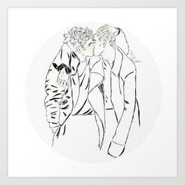 Pynch Art Print