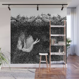 The Stars Beneath the Waves Wall Mural