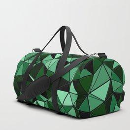 Emerald Lo Poly Duffle Bag