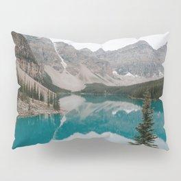 Moraine Lake, Banff National Park Pillow Sham