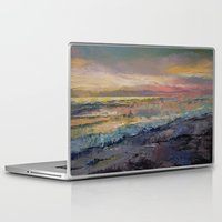 heaven Laptop & iPad Skins featuring Heaven by Michael Creese