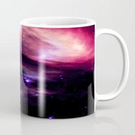Galaxy : Pleiades Star Cluster nebUlA Purple Pink Coffee Mug