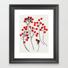 love 1 Framed Art Print