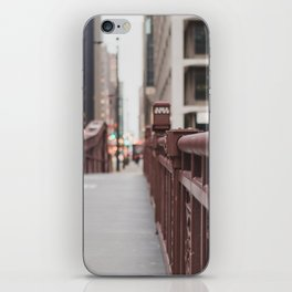 Loop Days - Chicago Photography iPhone Skin