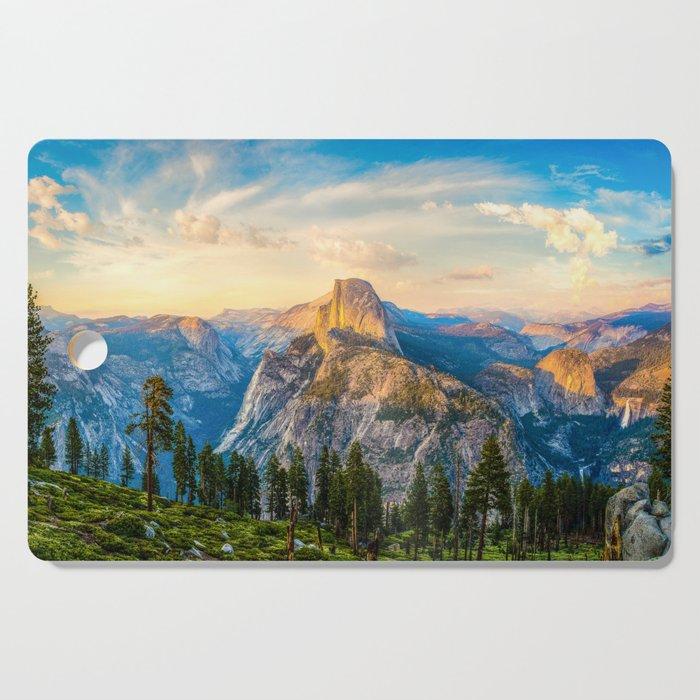 Heaven and Earth, Yosemite Cutting Board