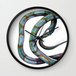 Ouroboros Wall Clock