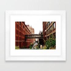 Chelsea, NYC Framed Art Print