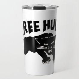 FREE HUEY DEAR PANTHER Travel Mug