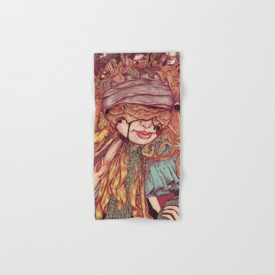 wamure Hand & Bath Towel