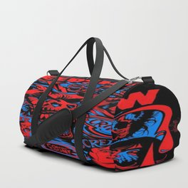 Do You Have The Creeps Duffle Bag