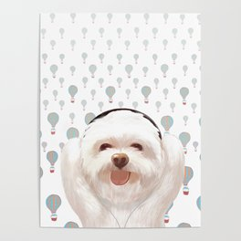 Let's Music Poster