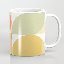 The colours of Summer #geometric #pattern Coffee Mug