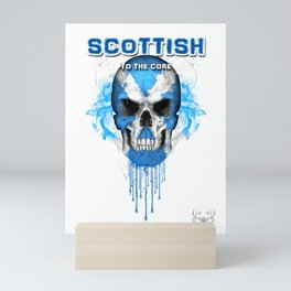 To The Core Collection: Scotland Mini Art Print