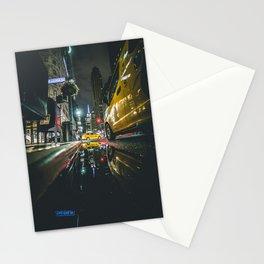 Manhattan Nights Stationery Cards